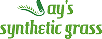 jay's synthetic grass logo